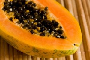 Los beneficios de la Papaya