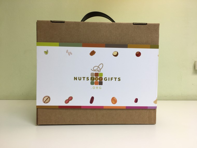 "Regalos originales ""Nuts for Gifts"""